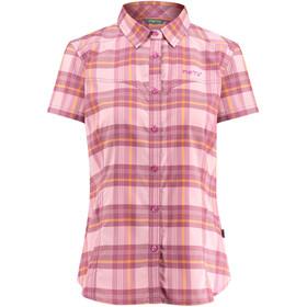 Meru Thiva Kortærmet T-shirt Damer, berry